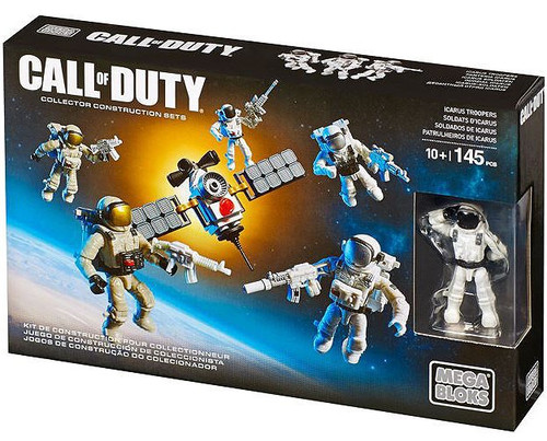 Mega Bloks Call of Duty Icarus Troopers Set #06885