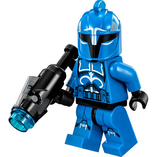 LEGO Star Wars The Clone Wars Senate Commando Captain Minifigure [Loose]