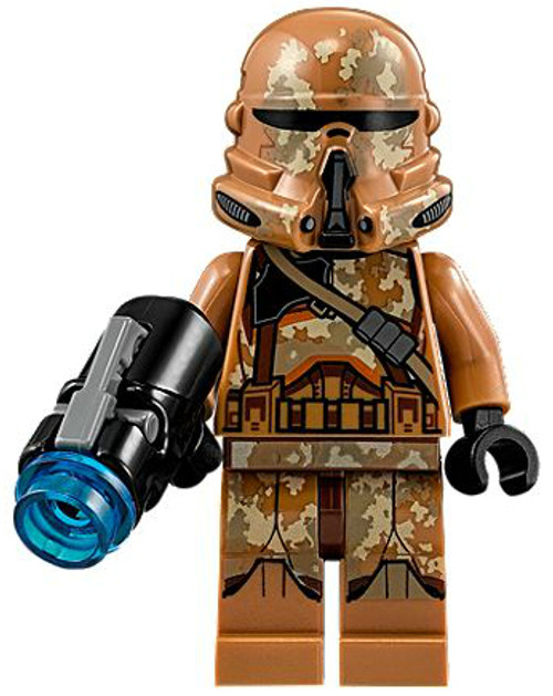 LEGO Star Wars Attack of the Clones Geonosis Airborne Clone Trooper Minifigure [Loose]