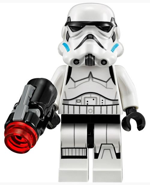 LEGO Star Wars Rebels Stormtrooper with Firing Blaster Minifigure [Rebels Version Loose]