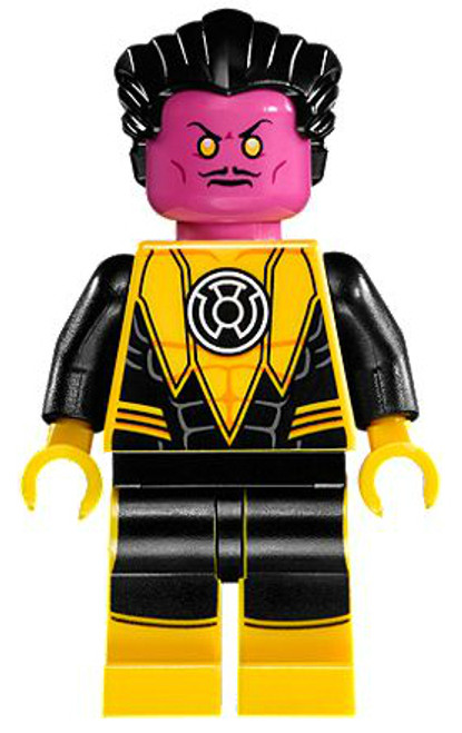 LEGO DC Green Lantern Sinestro Minifigure [Loose]