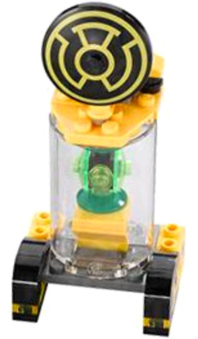 LEGO DC Green Lantern Sinestro Corps. Containment Unit Minifigure [Loose]