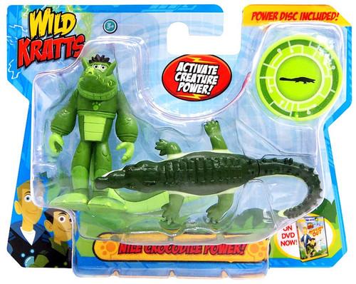 Wild Kratts Nile Crocodile Power Figure 2-Pack