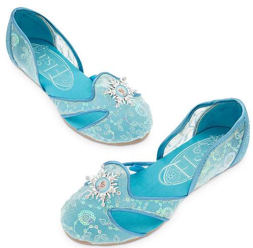 Disney Frozen Elsa Shoes for Girls Exclusive [US Size 9/10]