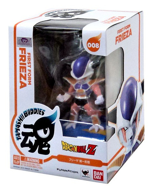 Dragon Ball Z Tamashii Buddies Frieza Figure #008 [1st Form]