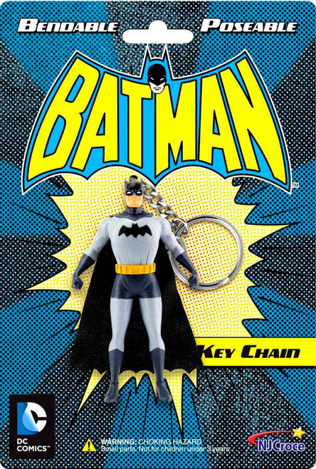 1966 TV Series Batman Bendable Keychain