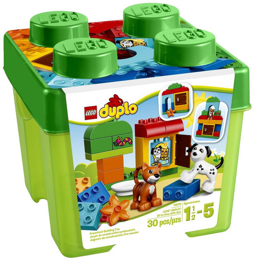 LEGO Duplo All-in-One-Gift-Set Set #10570 [Green]