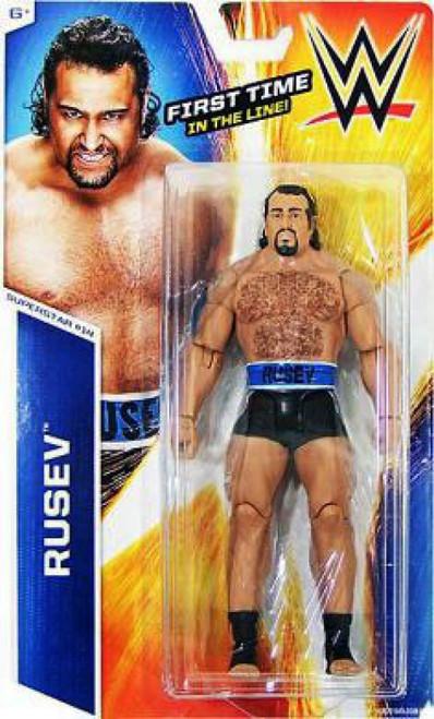 WWE Wrestling Series 47 Rusev Action Figure #14