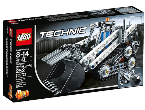 LEGO Technic Compact Tracked Loader Set #42032