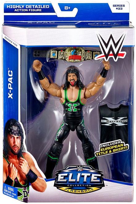 Hunter Hearst Helmsley Elite NS Series New Boxed WWE Mattel Wrestling Figure