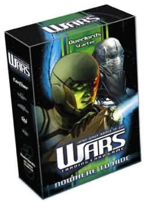 Wars Trading Card Game Incursion Nowhere to Hide Starter Deck