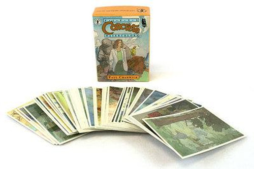 Dark Horse Paul Chadwick Concrete Water Color Trading Card Pack