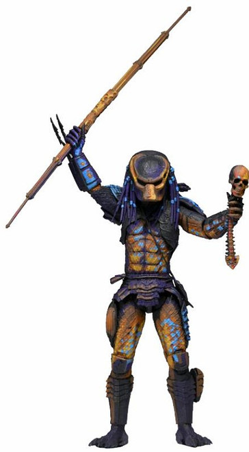 NECA 8-Bit Video Game City Hunter Predator Action Figure