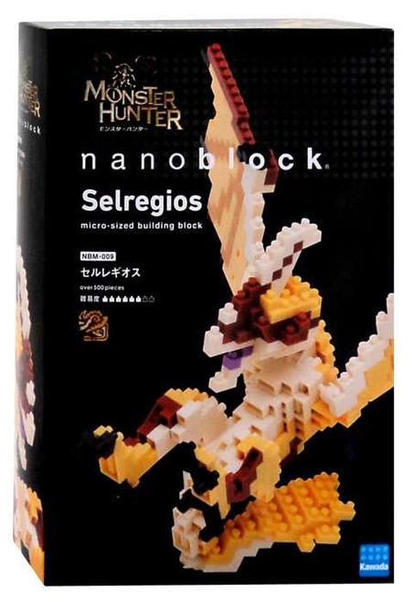 Nanoblock Monster Hunter Seregios Set NBM-009