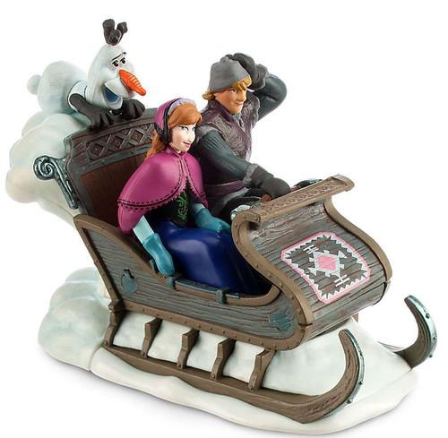 Disney Frozen Kristoff's Sleigh Exclusive Wind-Up Vehicle