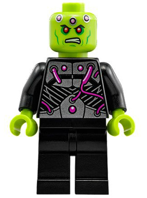 LEGO Superman Brainiac Minifigure [Loose]