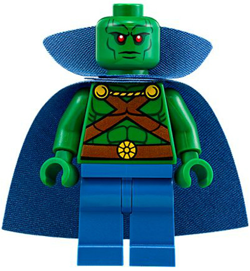 LEGO Superman Martian Manhunter Minifigure [Loose]