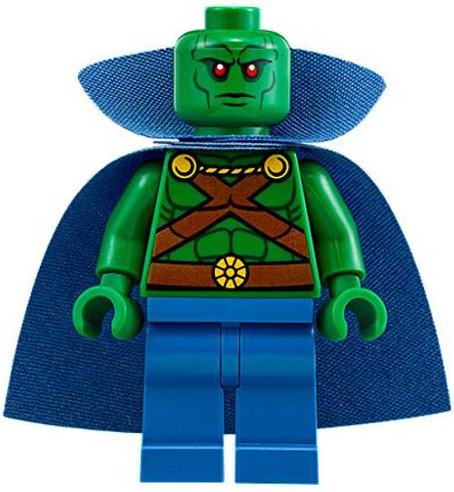 LEGO Superman Martian Manhunter Minifigure [Loose]