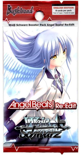 Weiss Schwarz Angel Beats Re:Edit Booster Pack BT14