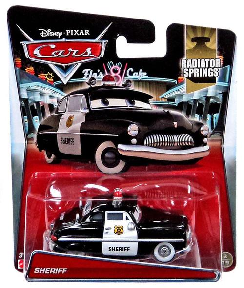 Disney / Pixar Cars Radiator Springs Sheriff Diecast Car #3/19