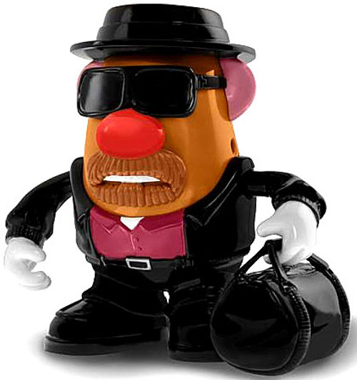 Breaking Bad Pop Taters Fries-Enberg 6-Inch Mr. Potato Head