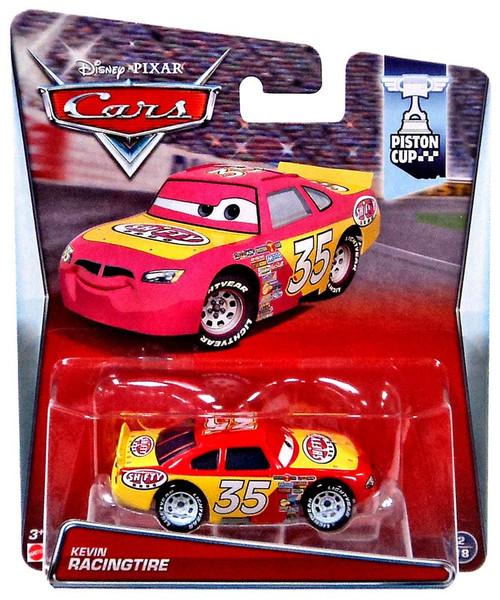 Disney / Pixar Cars Piston Cup Kevin Racingtire Diecast Car #2/18