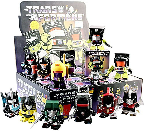 Transformers Series 3 Mystery Box [16 packs]
