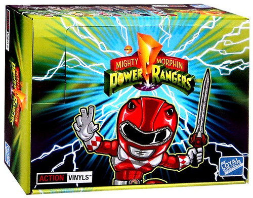Power Rangers Mighty Morphin Series 1 Mystery Box [16 Packs]