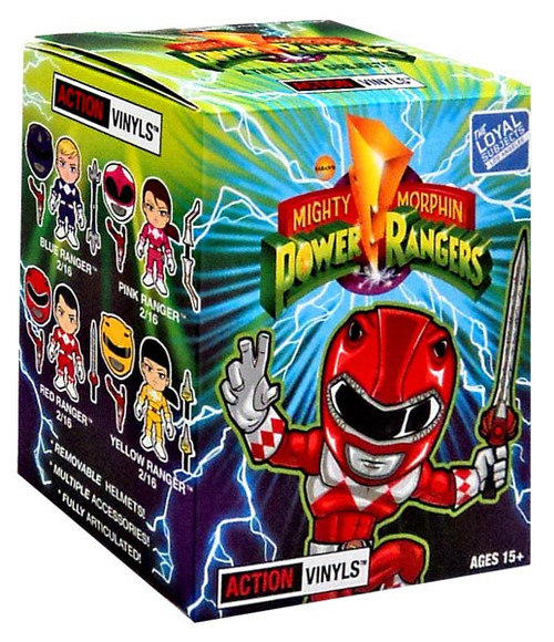 Power Rangers Mighty Morphin Series 1 Mystery Pack