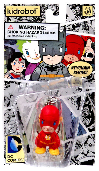 DC Universe Keychain Series The Flash Keychain