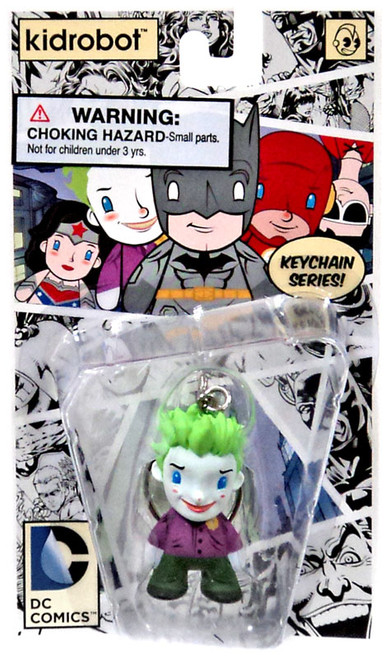 DC Universe Keychain Series The Joker Keychain