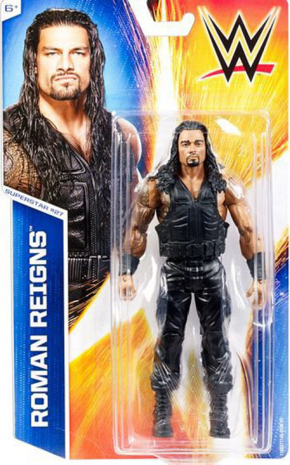 WWE Wrestling Series 49 Roman Reigns Action Figure #27