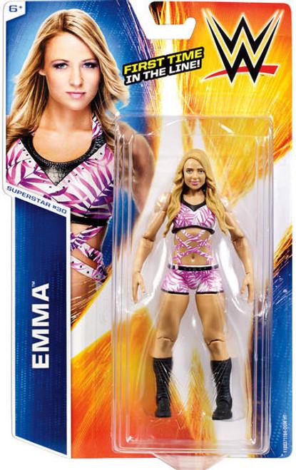 WWE Wrestling Series 49 Emma Action Figure #30