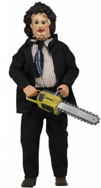 NECA The Texas Chainsaw Massacre Leatherface Clothed Action Figure [Pretty Lady Mask & Dinner Jacket]