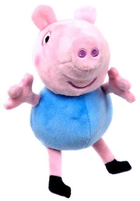 Peppa Pig George 7-Inch Plush