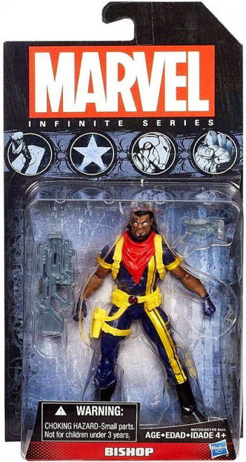 Marvel Avengers Infinite Series 4 Bishop Action Figure