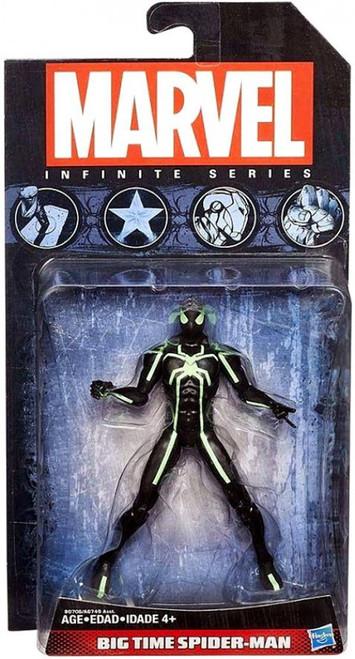 Marvel Avengers Infinite Series 4 Big Time Spider-Man Action Figure