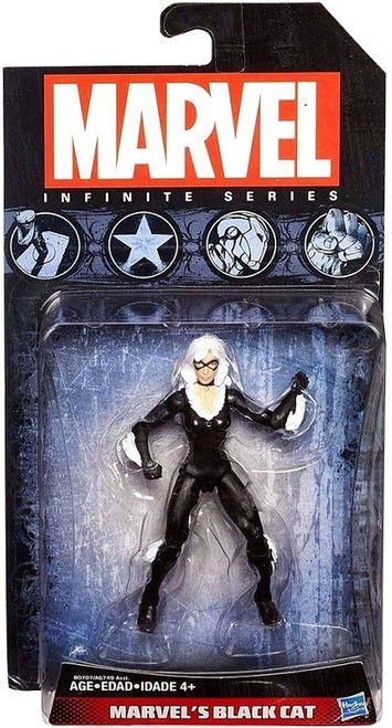 Avengers Infinite Series 4 Marvel's Black Cat Action Figure
