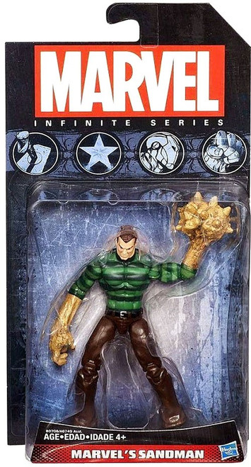 Avengers Infinite Series 4 Marvel's Sandman Action Figure [Classic]