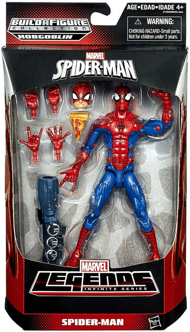 Marvel Legends Hobgoblin Series Spider-Man Action Figure [Classic]