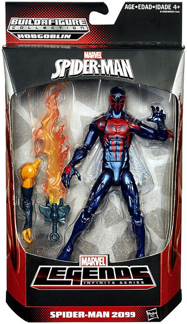 Marvel Legends Hobgoblin Series Spider-Man 2099 Action Figure