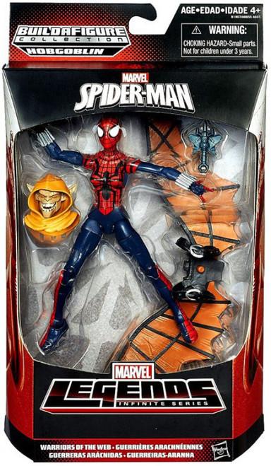 Spider-Man Marvel Legends Hobgoblin Series Spider-Girl Action Figure [Warriors of the Web]