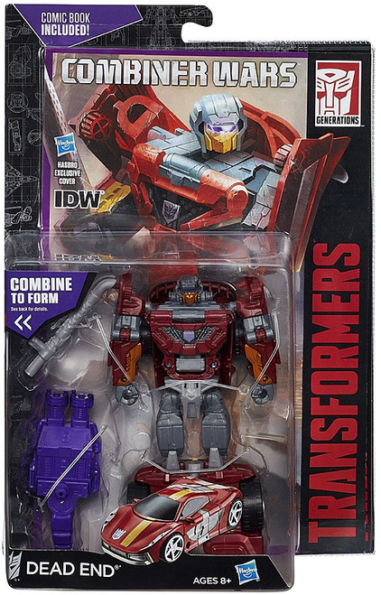 Transformers Generations Combiner Wars Dead End Deluxe Action Figure [Stunticon]