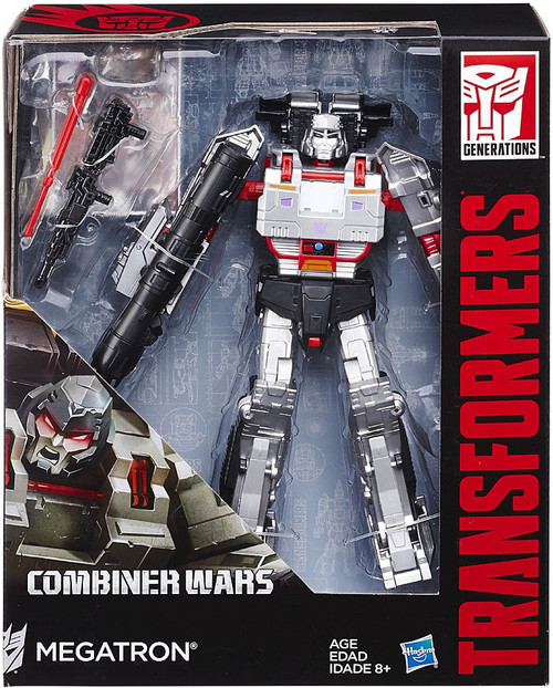 Transformers Generations Combiner Wars Megatron Leader Action Figure