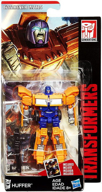 Transformers Generations Combiner Wars Huffer Legend Action Figure
