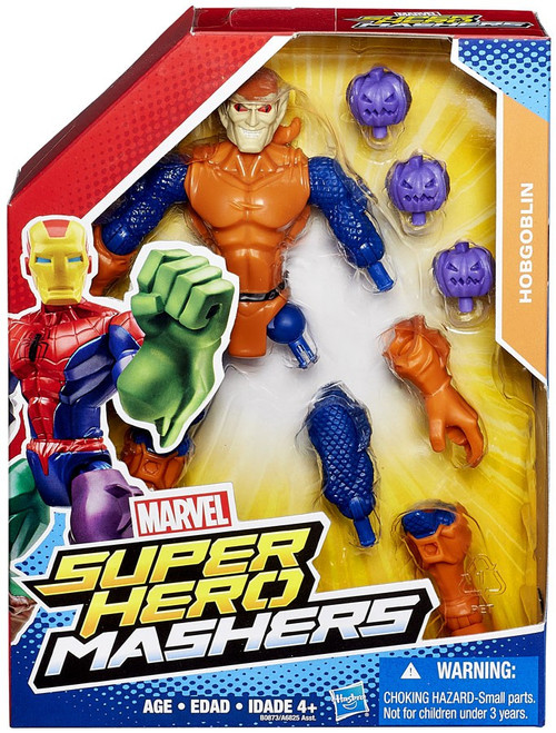 Marvel Super Hero Mashers Hobgoblin Action Figure
