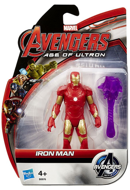 Marvel Avengers Age of Ultron All Stars Iron Man Action Figure