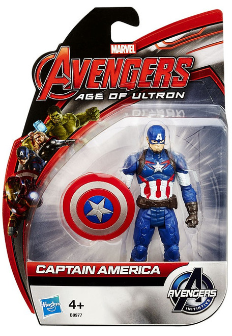 Marvel Avengers Age of Ultron All Stars Captain America Action Figure