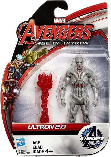 Marvel Avengers Age of Ultron All Stars Ultron 2.0 Action Figure