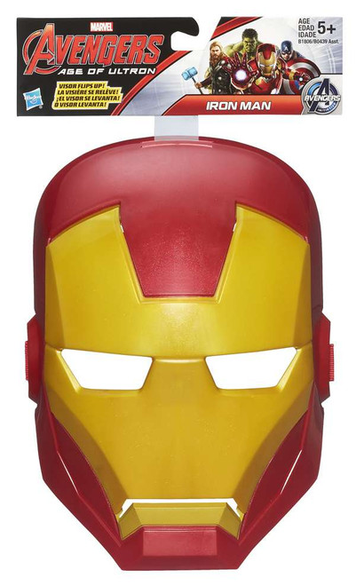 Marvel Avengers Age of Ultron Iron Man Mask